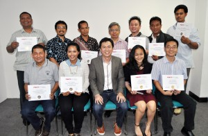 Certified Public Speaking 7 Desember 2013